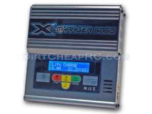 X-Charger 606D Dual Power (6Amps