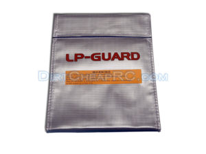 LiPo Safe Charging Bag/Sack/Pouch