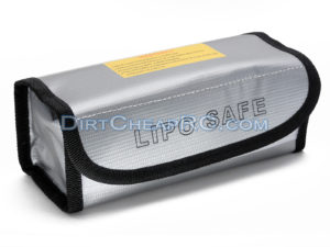 LiPo Safe Box Charging Bag/Sack/Pouch