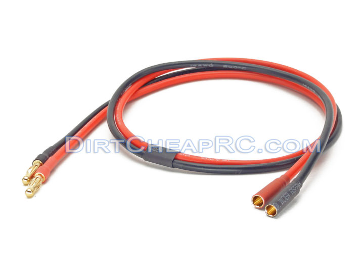 DC Power Cable Extension for Chargers