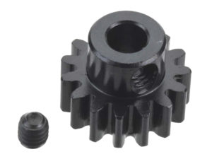 15T Tooth Pinion Gear w/ 5mm Bore (Pitch: Mod1.0