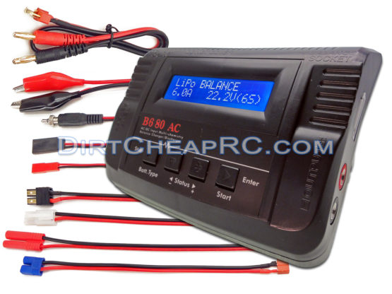 iMAX B680AC Car (6Amps