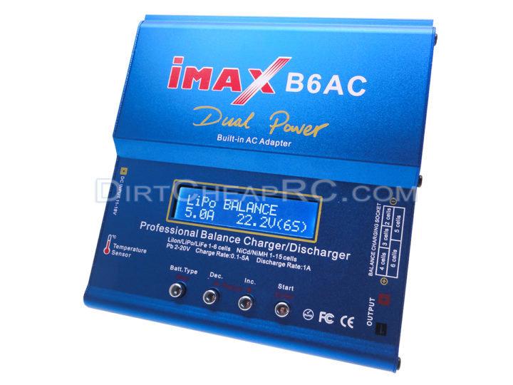 iMAX B6AC CAR (5Amps